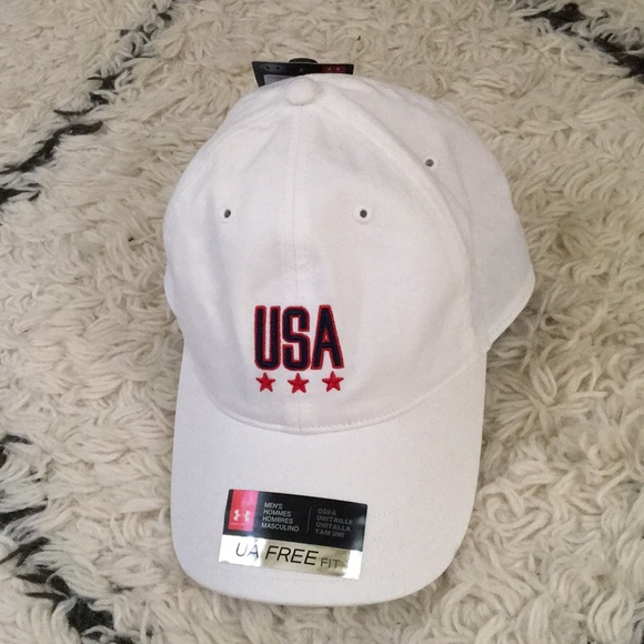 78c078dcda Under Armour USA Hat NWT